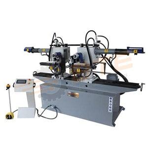 Double Pinch Pipe Bending Machine